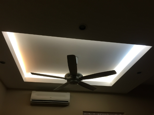 L Box Plaster Ceiling | Building Materials Malaysia