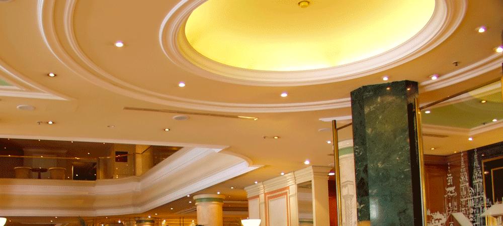 Domes Dallas Plaster Ornamental | Plaster Dome Ceiling |Plaster Domes