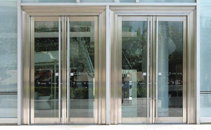 Tempered Glass Door Building Materials Malaysia