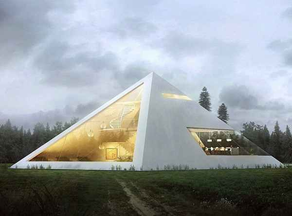 future home design. Futuristic Home Designs 8  Building Materials Malaysia