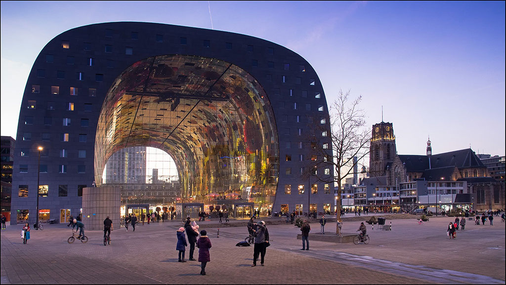 Arch Shaped Modern Architecture Building Materials Malaysia