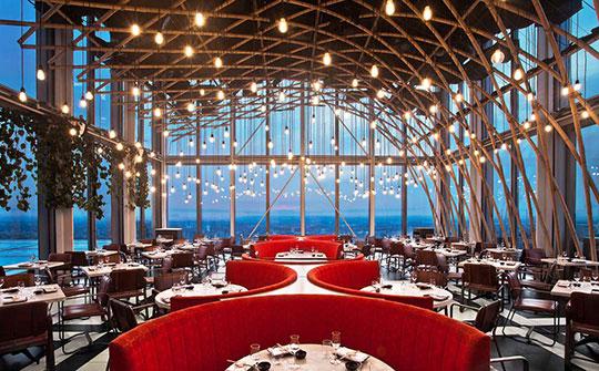 Romantic restaurant interiors building materials malaysia