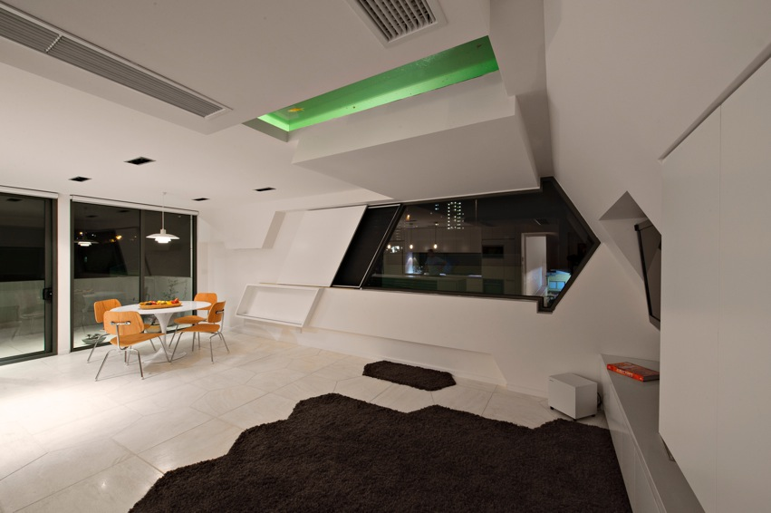Sci-Fi Interior Ideas | Building Materials Malaysia