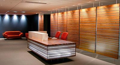 Internal Timber Panelling
