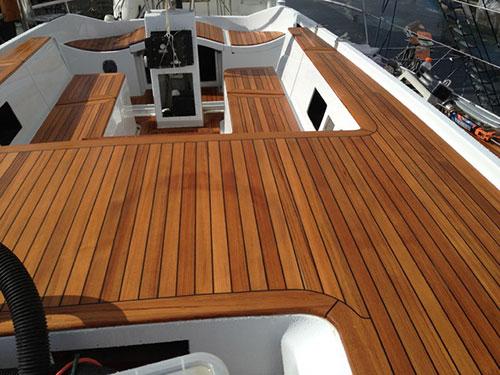 Teak Boat Decks