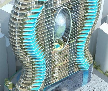 Balcony Swimming Pool Building Materials Malaysia