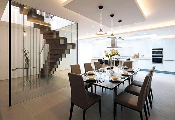 Light Designer Staircases