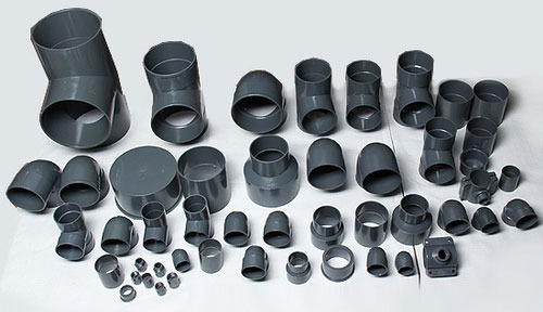 Pvc pipe building materials malaysia for Plastic plumbing pipe types