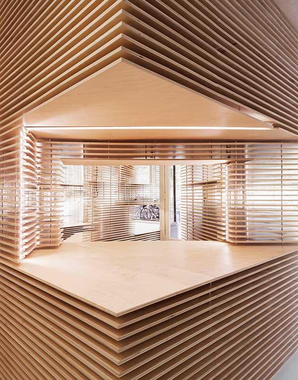 Unique Wooden Interior Theme Building Materials Malaysia