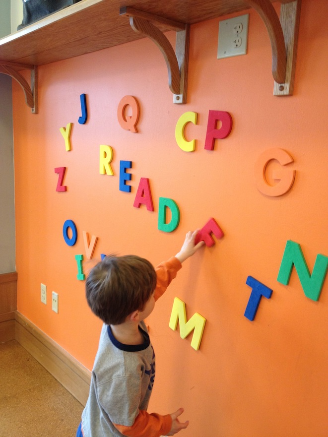 Magnetic Paint Ideas For Your Kids Room Building
