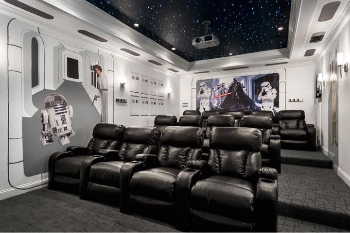 StarWars Interior Design