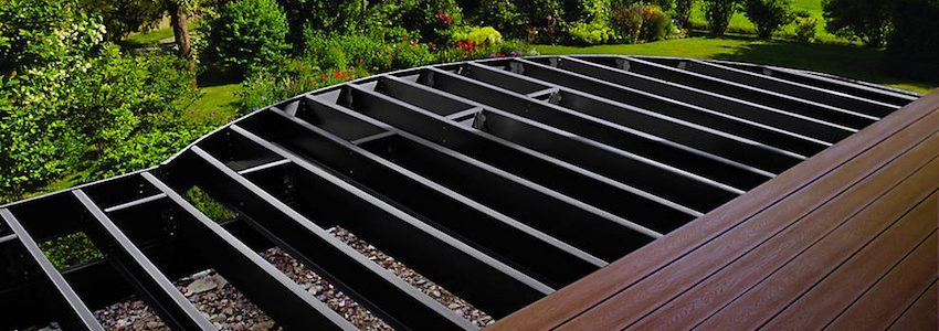 Steel deck malaysia roof and floor options for Roof decking material options