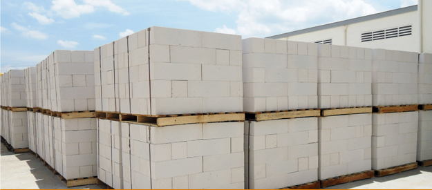 Autoclaved Aerated Concrete | Building Materials Malaysia