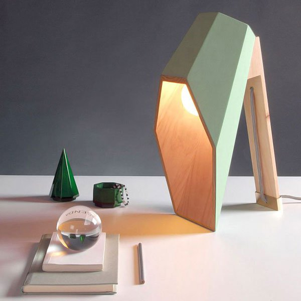 17 Beautiful Polygonal Home Ojects Building Materials