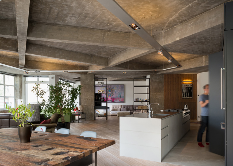 Exposed Concrete Ceilings Ideas Malaysia   Modern Ceiling ...