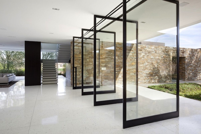 Pivot door design malaysia versatile styled doors for Pivot home designs