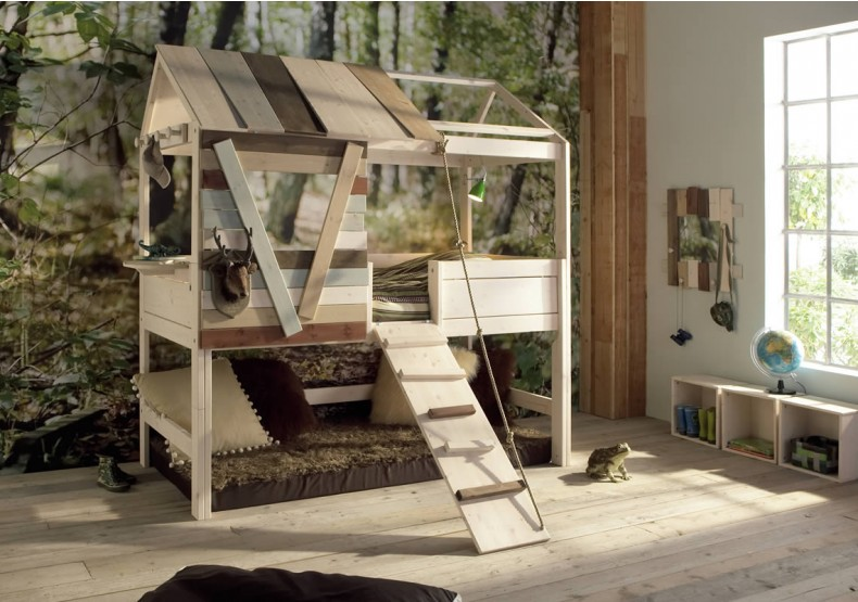 Kids Treehouse Bedroom Designs Building Materials Malaysia