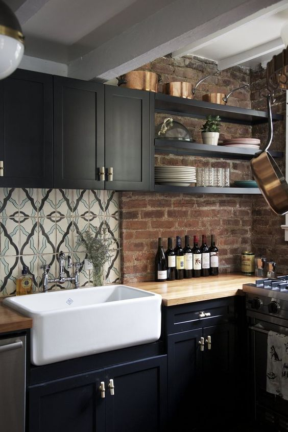 Kitchen Building Materials : Rare kitchen wall tiles design building materials