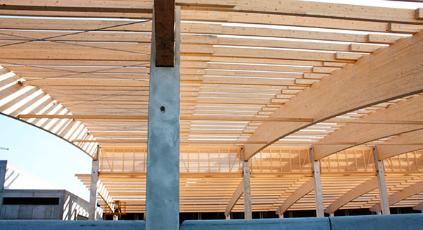 Wood Purlin - Building Materials Malaysia