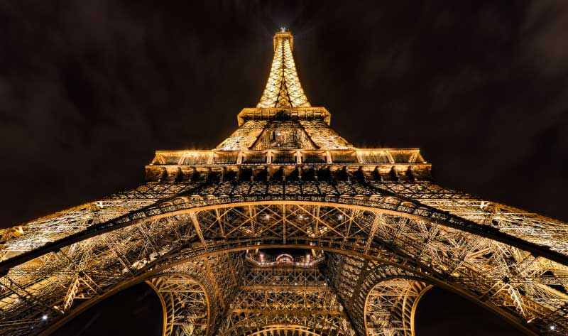 Eiffel Tower showcase truss - Building Materials Malaysia