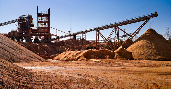 Sand and Gravel - Building Materials Malaysia