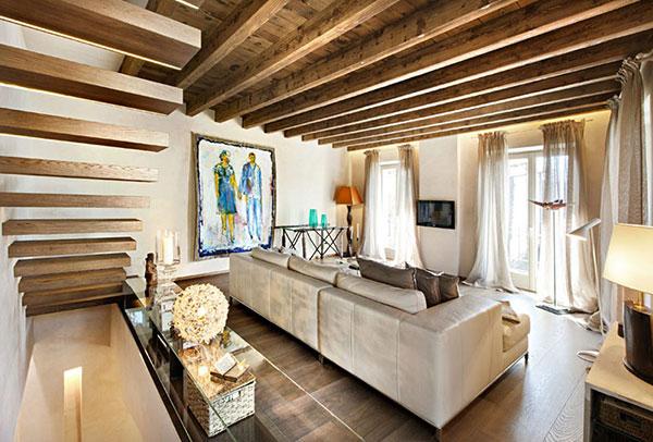 13 Modern Rustic Interior Designs Building Materials