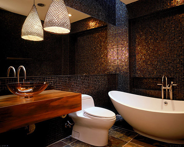 Mosaic Tiles Interior Design 2 - Building Materials Malaysia