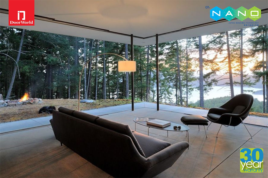 GTi Nano Titanium Glass Coating | Building Materials Malaysia